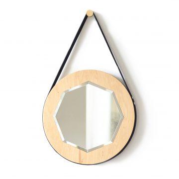 lustro na pasku No. 7, zwane przez nas Octo