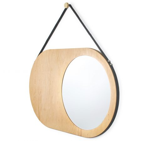 lustro na pasku No. 9, zwane przez nas Ampułą