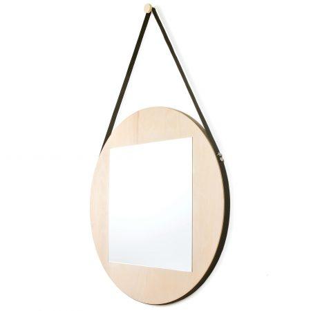 lustro na pasku No. 8, zwane przez nas Kołem do Kwadratu