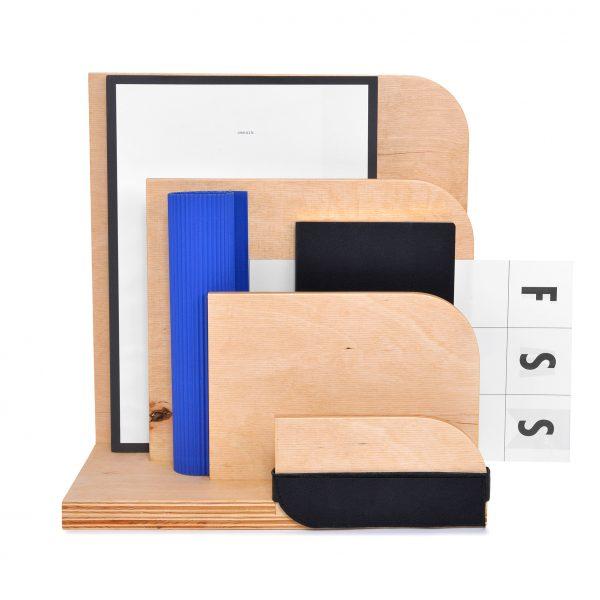Listownik - segregator biurkowy